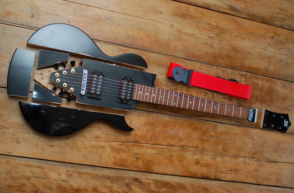 gvst campervan travel guitar. Black Bedroom Furniture Sets. Home Design Ideas