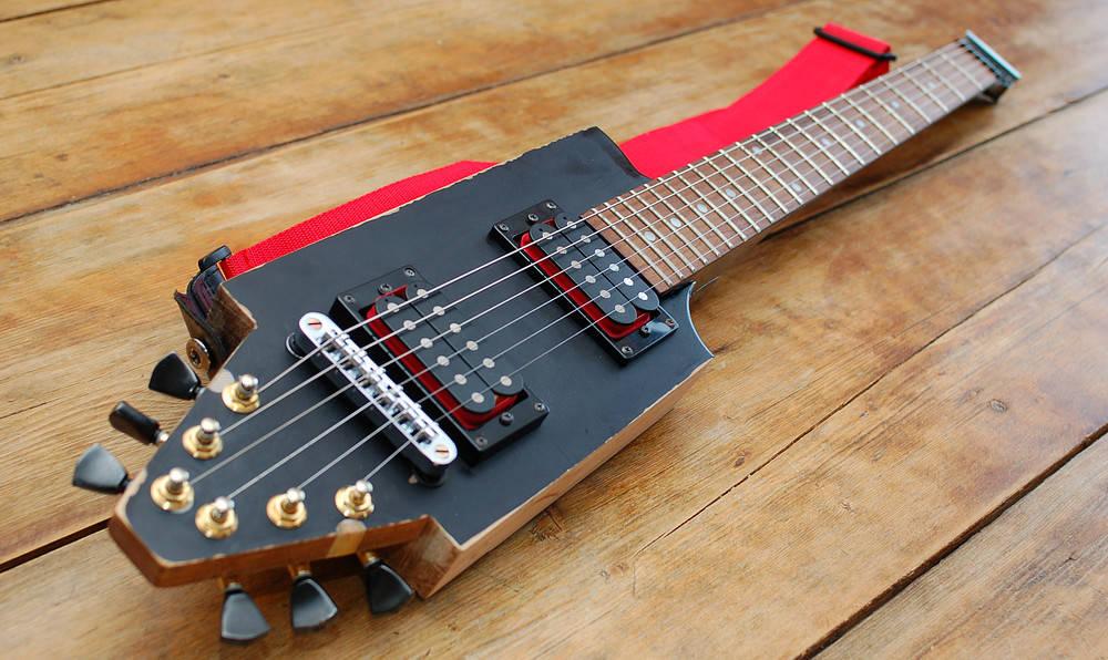 Gvst Campervan Travel Guitar
