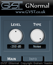 GNormal user interface